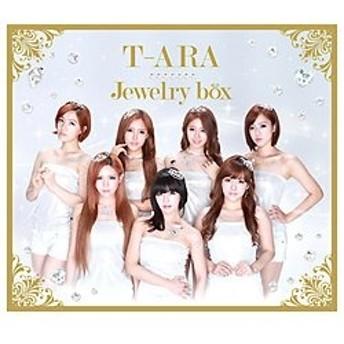 T-ARA/Jewelry box ダイヤモンド盤 【CD】