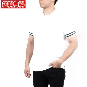 【送料無料!】モンクレール 83003 ホワイト サイズ S メンズ ポロシャツ 【MONCLER WH】