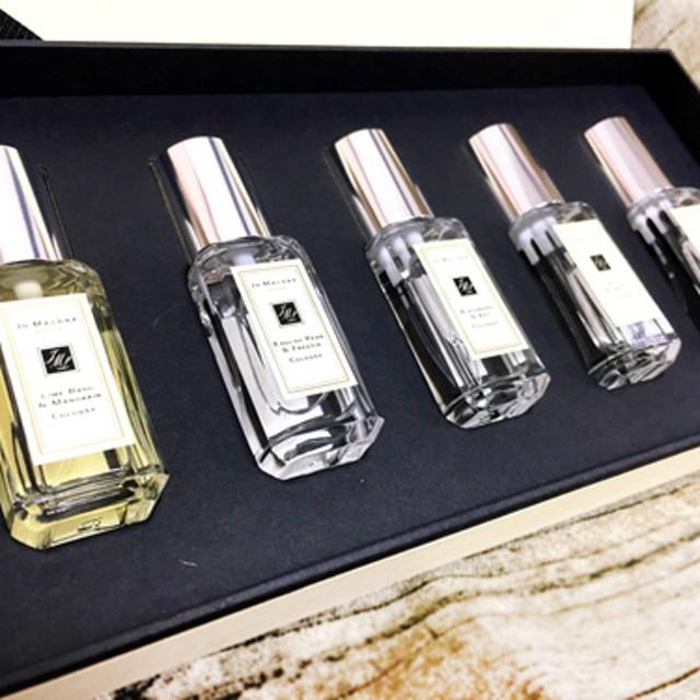 Jo Malone 珍愛香水收藏組[熱銷15款香氛](附禮盒+緞帶+原廠限量花飾+雲朵擴香石)【美麗購】
