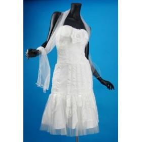 PB-1SELECT ドレス PB-1 セレクト キャバドレス ナイトドレス PB-1 セレクト ホワイト 白 9号 M 001-B582 クラブ スナック キャバクラ パ