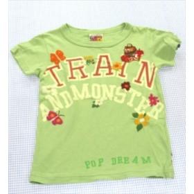 ジャム Jam Tシャツ 半袖 110cm 緑系 トップス キッズ 女の子 女子 中古 子供服 通販 買い取り