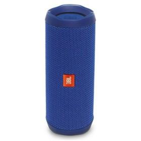 JBL FLIP4 防水Bluetooth ワイヤレススピーカー (青)