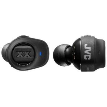 ビクター 完全ワイヤレスイヤフォン ブラック HA-XC70BT-B [HAXC70BTB]