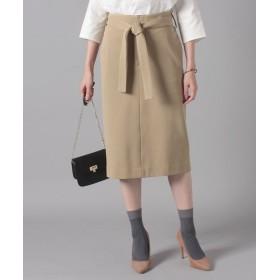 【40%OFF】 ビューティフルピープル ponte jersey back tuck skirt レディース キャメルベージュ 36 【beautifulpeople】 【セール開催中】