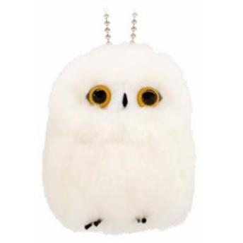 (吉徳のぬいぐるみ)ホワイトフクロウ KC 180013(送料無料)(ふくろう、人形、玩具、おもちゃ、ぬいぐるみ、キャラクターグッズ、プ