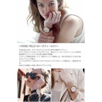 ROSE FIELD ローズフィールド 腕時計 レディース ウォッチ THE UPPER EAST SIDE 33mm 日本製クオーツ ステンレス メッシュベルト 3気圧防