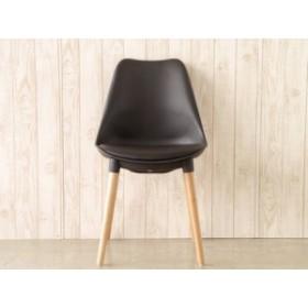マルコ チェア(ブラック)(23005101) (送料無料)(ダイニングチェア,椅子,イス)