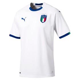 【プーマ公式通販】 プーマ FIGC ITALIA アウェイ レプリカ SSシャツ メンズ Puma White-Team Power Blue  CLOTHING PUMA.com