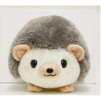 はりねずみのハリンBIGハリン 34cm (送料無料)(はりねずみ、ハリネズミ、人形、玩具、おもちゃ、ぬいぐるみ、キャラクターグッズ)
