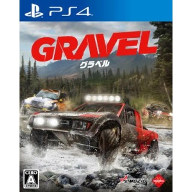 【中古】 Gravel(グラベル) PS4 ソフト Playstation4 プレイステーション4 プレステ4  ソフト PLJM-16137 / 中古 ゲーム
