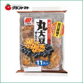 丸大豆せんべい 11枚入(1ケース12個入り) 三幸製菓【同梱不可】