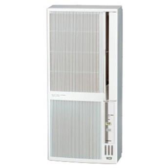 コロナ CORONA 窓用エアコン 冷暖房兼用・おもに4.5〜7畳用 シェルホワイト CWH-A1818-WS