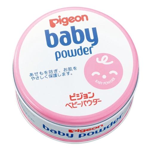 Pigeon貝親 嬰兒爽身粉