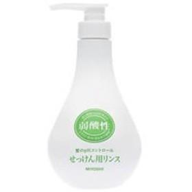 ミヨシ石鹸/弱酸性 せっけん用リンス 500ml