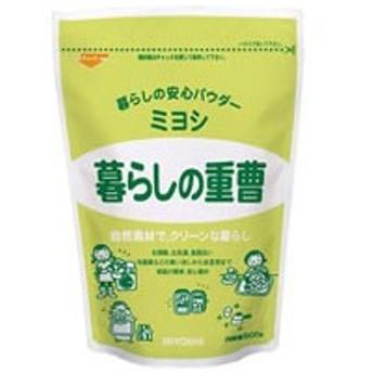 ミヨシ石鹸/暮らしの重曹 600g