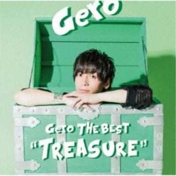 Gero/Gero The Best Treasure《限定盤B》 (初回限定) 【CD】
