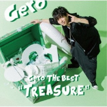 Gero/Gero The Best Treasure《通常版》 【CD】