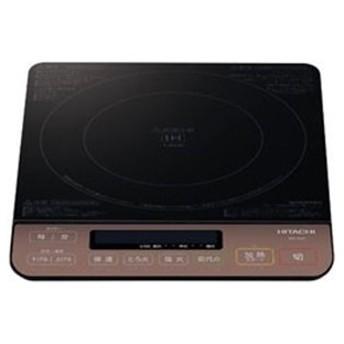 マクセル HIT-S55-B IH調理器 (1400W) ブラック