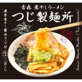 青森ラーメン つじ製麺所(小)/煮干し 醤油ラーメン