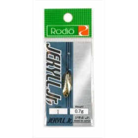 ロデオクラフト JEKYLL Jr 0.7g #1 ゴールド