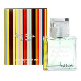【名入れ男性用香水】【名入れ無料】ポールスミス エクストレーム メン