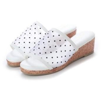 SFW リバティードール Liberty Doll 履き心地の良い美脚サンダル/5590 ホワイト