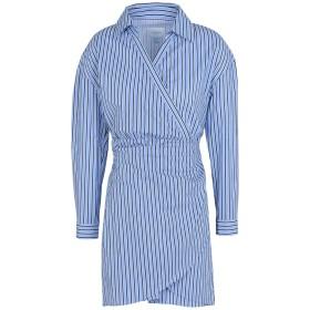 《期間限定 セール開催中》JOVONNA レディース ミニワンピース&ドレス アジュールブルー 8 コットン 100% Thilde dress