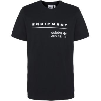 《期間限定セール開催中!》ADIDAS ORIGINALS メンズ T シャツ ブラック M コットン 100% PDX CLASSIC TEE