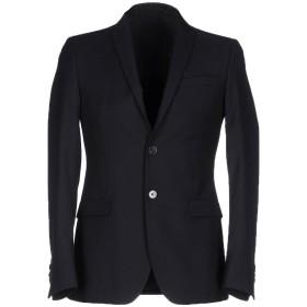 《セール開催中》LIU JO MAN メンズ テーラードジャケット ダークブルー 46 ポリエステル 70% / レーヨン 30%