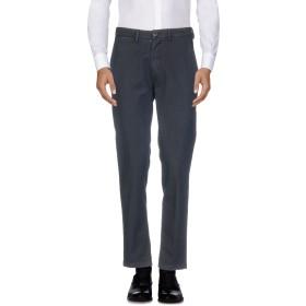 《期間限定 セール開催中》YAN SIMMON メンズ パンツ ダークブルー 46 コットン 98% / ポリウレタン 2%