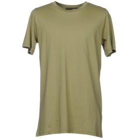 《送料無料》NUMERO 00 メンズ T シャツ ミリタリーグリーン XS コットン 100%