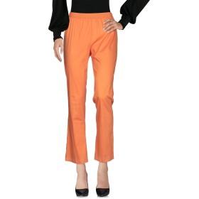 《送料無料》TWINSET レディース パンツ オレンジ XS 68% コットン 28% ナイロン 4% ポリウレタン