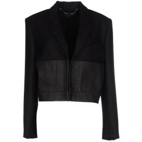《期間限定セール開催中!》BARBARA BUI レディース テーラードジャケット ブラック 36 ウール 100% / コットン