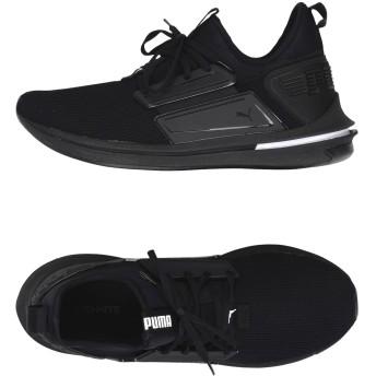 《期間限定セール開催中!》PUMA メンズ スニーカー&テニスシューズ(ローカット) ブラック 6 紡績繊維 IGNITE Limitless SR