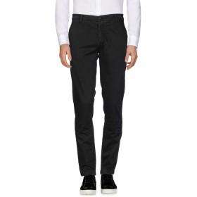 《期間限定 セール開催中》HAMAKI-HO メンズ パンツ ブラック 44 コットン 98% / ポリウレタン 2%