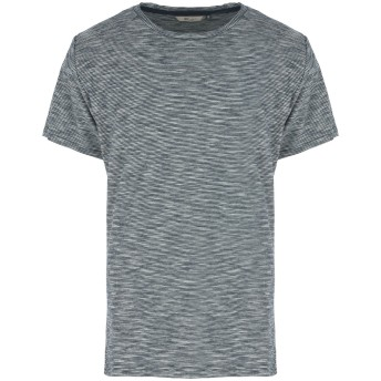 《セール開催中》RVLT/REVOLUTION メンズ T シャツ ブルー S コットン 100%