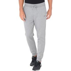 《期間限定 セール開催中》VANS メンズ パンツ グレー L コットン 65% / ポリエステル 35% CORE BASIC FLEECE PANT