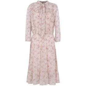 《セール開催中》POLO RALPH LAUREN レディース ミニワンピース&ドレス ライトピンク 4 レーヨン 100% Floral Print Dress