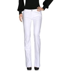 《セール開催中》THE SEAFARER レディース パンツ ホワイト 29 97% コットン 3% ポリウレタン