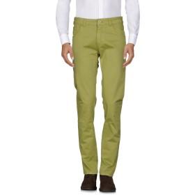 《期間限定セール開催中!》HENRY SMITH メンズ パンツ ライトグリーン 44 コットン 97% / ポリウレタン 3%