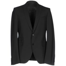 《期間限定セール開催中!》DRYKORN メンズ テーラードジャケット ブラック 50 ポリエステル 53% / バージンウール 43% / ポリウレタン 4%