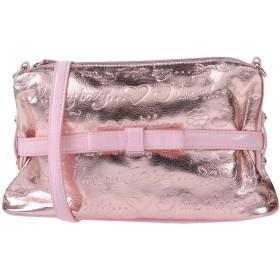 《期間限定 セール開催中》TUA BY BRACCIALINI レディース ハンドバッグ ピンク 紡績繊維