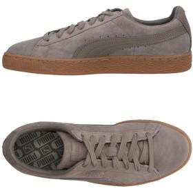 《期間限定 セール開催中》PUMA メンズ スニーカー&テニスシューズ(ローカット) 鉛色 6.5 革