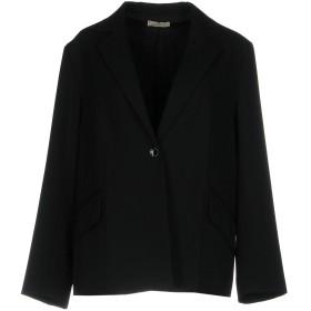《セール開催中》NINA RICCI レディース テーラードジャケット ブラック 40 ウール 100% / ポリエステル / レーヨン