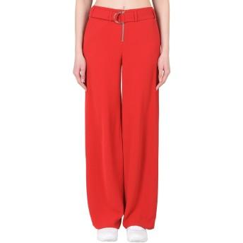 《セール開催中》TWIST & TANGO レディース パンツ レッド 36 ポリエステル 100% Sheila Trousers