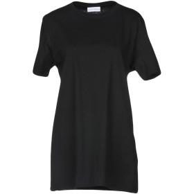《期間限定 セール開催中》CHIARA FERRAGNI レディース T シャツ ブラック S コットン 60% / ポリエステル 40%