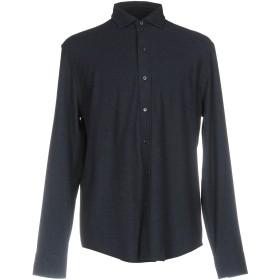 《期間限定セール開催中!》POLO RALPH LAUREN メンズ シャツ ダークブルー S コットン 100%