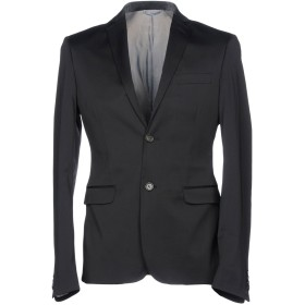 《セール開催中》GUESS BY MARCIANO メンズ テーラードジャケット ブラック M 51% ポリエステル 46% コットン 3% ポリウレタン