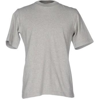 《セール開催中》HARRY STEDMAN メンズ T シャツ ライトグレー M コットン 90% / ポリウレタン 10%