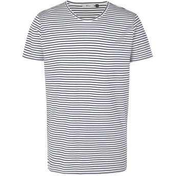 《セール開催中》RVLT/REVOLUTION メンズ T シャツ ダークブルー S コットン 100%
